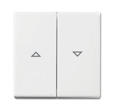 elektroartikel g nstig hier im online shop busch jaeger 2504 914 wippe alpinwei busch. Black Bedroom Furniture Sets. Home Design Ideas