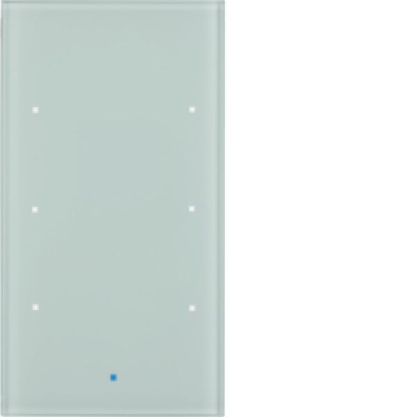 elektroartikel g nstig hier im online shop berker 75143830 glas sensor 3f komf ts sensor pw. Black Bedroom Furniture Sets. Home Design Ideas