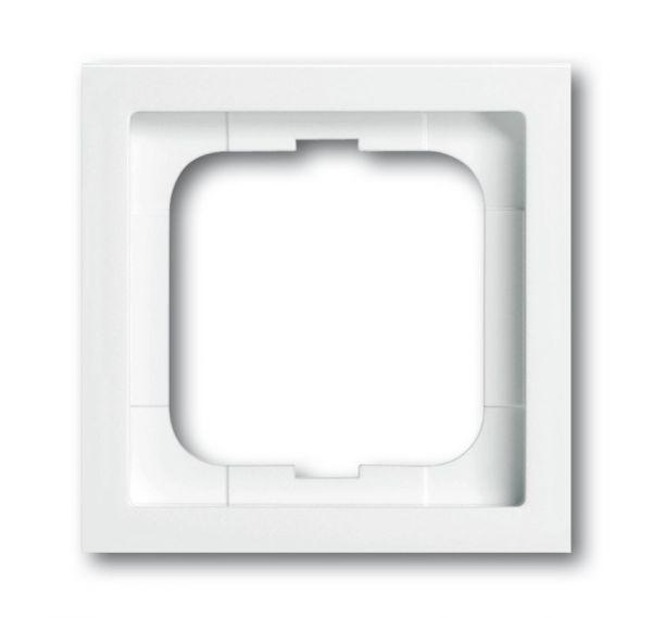 elektroartikel g nstig hier im online shop busch jaeger 1721 184k future linear abdeckrahmen. Black Bedroom Furniture Sets. Home Design Ideas