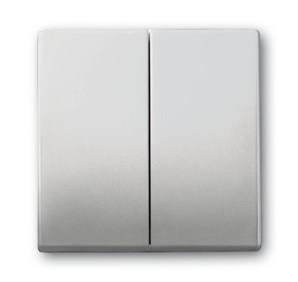 elektroartikel g nstig hier im online shop busch jaeger 1785 866 wippe edelstahl pur. Black Bedroom Furniture Sets. Home Design Ideas