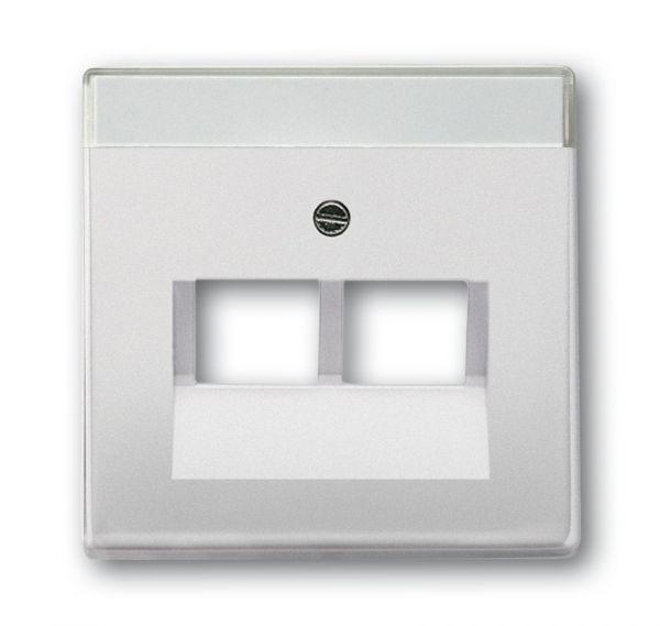 elektroartikel g nstig hier im online shop busch jaeger 1803 02 866 zentralscheibe. Black Bedroom Furniture Sets. Home Design Ideas
