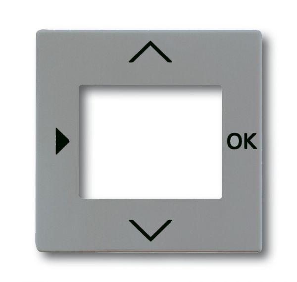 elektroartikel g nstig hier im online shop busch jaeger 6435 803 zentralscheibe. Black Bedroom Furniture Sets. Home Design Ideas