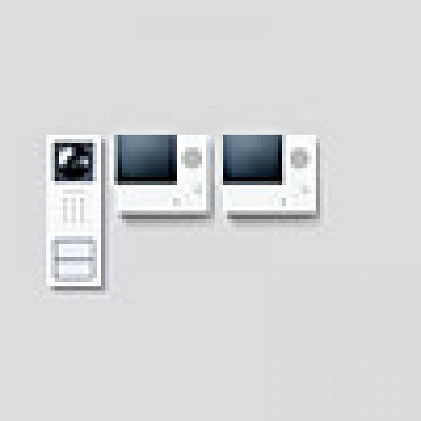 elektroartikel g nstig hier im online shop siedle set cvb 850 2 video set siedle basic. Black Bedroom Furniture Sets. Home Design Ideas